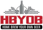 HBYOB Home Brew Your Own Beer