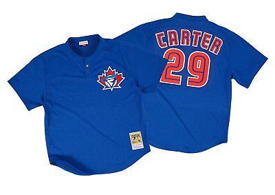 Joe Carter Toronto Blue Jays Mitchell & Ness Authentic 1997