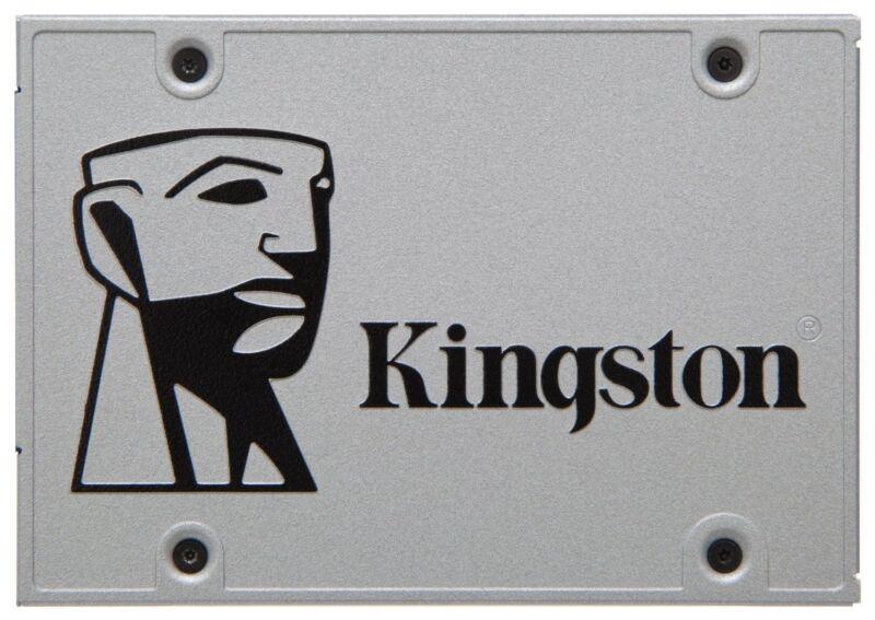 """For Kingston SSD UV400 2.5"""" 120GB SATA III TLC Internal Solid State Drive"""