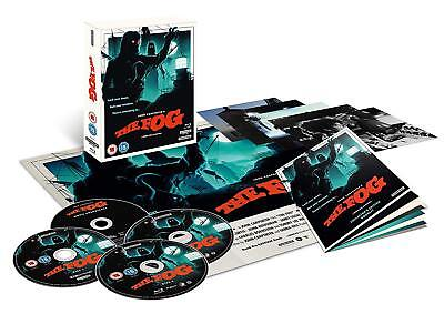 The Fog (Blu-Ray 4-Disc Collector's Edition, Region B, 1979) Ships in 12 hrs!!!](Halloween Collector's Box Set)