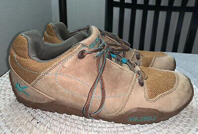 Kuru Kruzr II Womens Shoes Sz 10 Hiking Sneaker Orthopedic Suede Brown