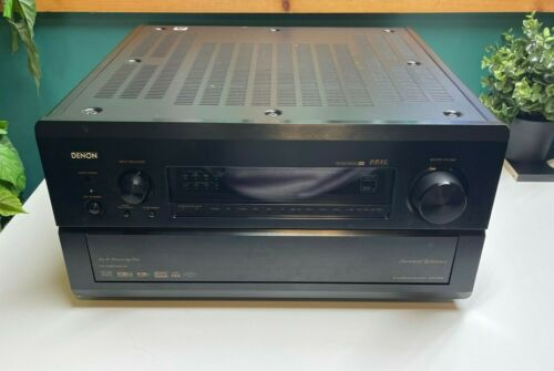 Denon AVR-5803 Surround Receiver 24bit A/D with Phono 180 Watt X 7 with Power