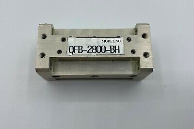 Quinstar Waveguide Wr-28 Band Pass Filter Ug-599u Square