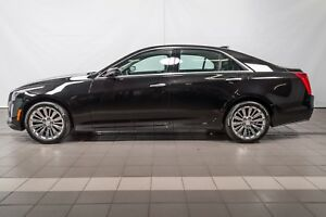 2018 Cadillac Berline CTS Collection luxe TI