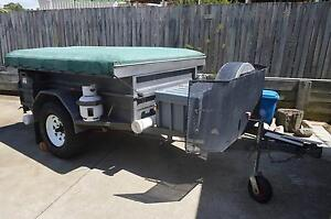 Camper Trailer Wilsonton Toowoomba City Preview
