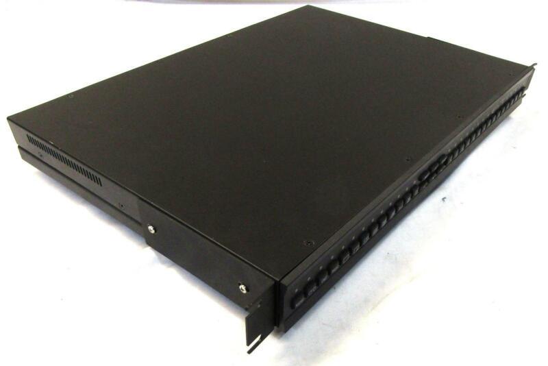 gvi Security, Inc. GV-MUX16TC 16-Channel Color Triplex Multiplexer