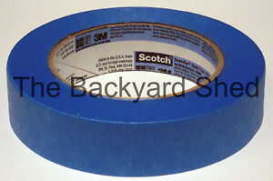 3M Scotch Blue Painter's tape 25mm x 54.8m