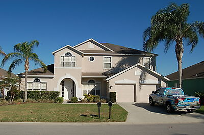 744 Orlando Villas For Rent 5 Bed Home Gated Golf Community With Lake View 2015