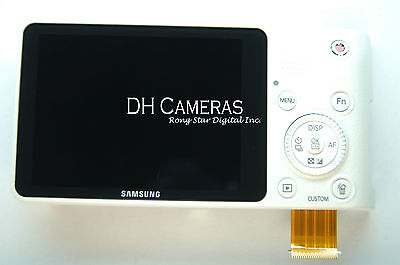 Samsung Nx1000 Rear Cover With Lcd Display Screen Monitor Replacement Part