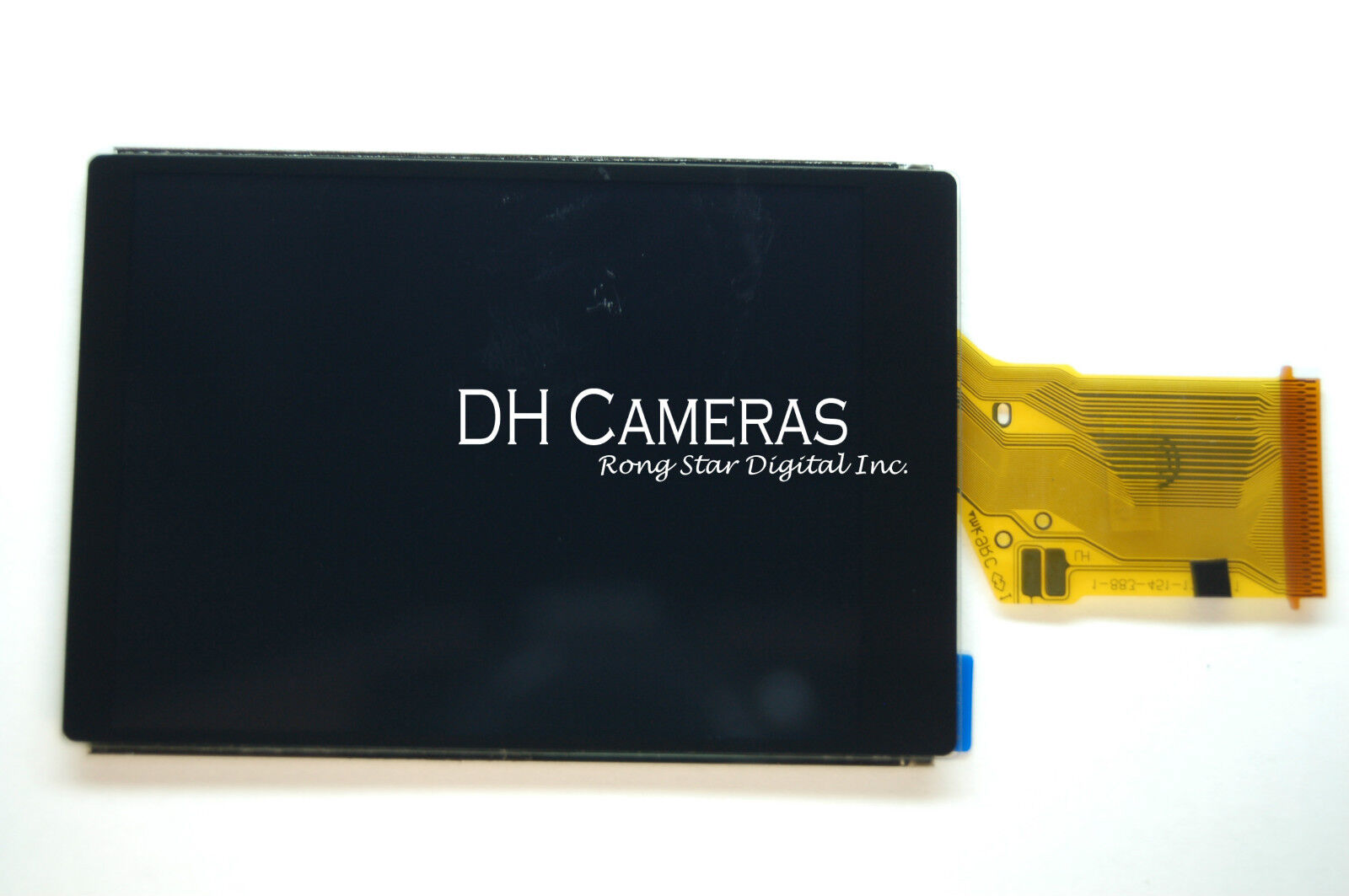 Lcd Screen Display For Sony Dsc-hx9v Dsc-hx20 V Dsc-hx30 V Dsc-hx100 V+glass