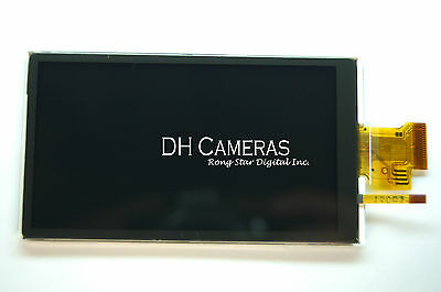 Lcd Screen + Touch Display For Panasonic Dmc-fx77 Dmc-fx78 With Backlight