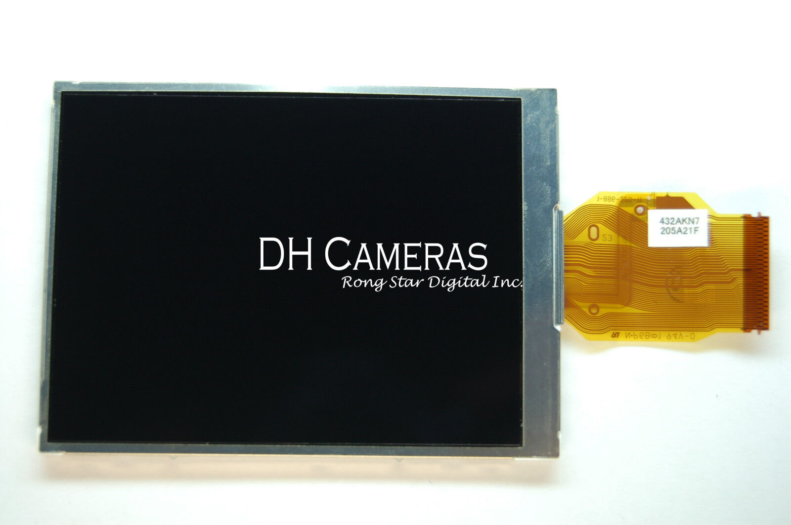Lcd Display Screen For Ricoh Cx1 Cx2 Cx3 Cx4 Cx5 Gxr Gr Digital Iii Canon 50d