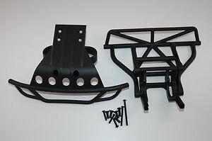 NEW-Traxxas-Slash-2WD-Front-Rear-Bumpers-Mounts-Raptor-Ram-5835-5836-3866