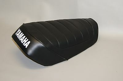 Yamaha Mx80 Seat Cover Mx 80 Mini Enduro In 25 Colors Quilted (e/w/st)