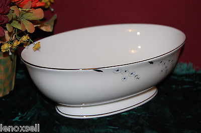 - Lenox Rutledge Legacy Open Vegetable Bowl first quality NEW in Box USA
