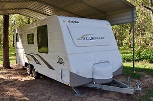 Jayco Starcraft 19ft Logan Village Logan Area Preview