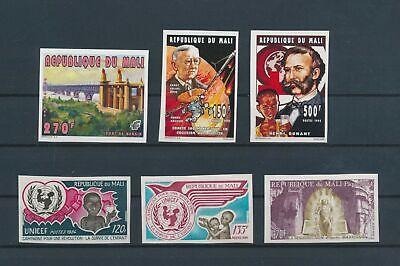 LO13077 Mali mixed thematics nice lot of good stamps MNH