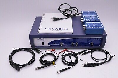 Venable Instruments 3225 Fra 25mhz 2-channel Frequency Response Analyzer