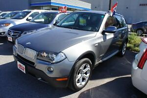 2010 BMW X3 xDrive30i | LEATHER | PANO SUNROOF | BACKUP SENSOR
