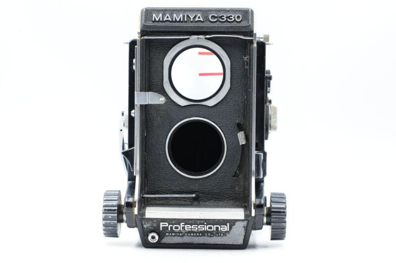 Mamiya C330 TLR Medium Format Camera Body Twin Lens Reflex #882