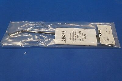 Karl Storz 43210ll Clickline Outer Sheath With Working Insert Size 5 Mm