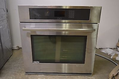 """Jenn-Air JJW2330WS 30"""" Stainless Single Electric Wall Oven NEW #1556"""