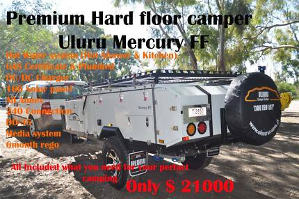 2018 Uluru NewYear sales : Premium foward ford camper trailer!!