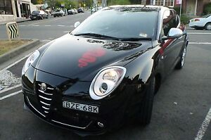 2011 Alfa Romeo MITO Hatchback Cremorne North Sydney Area Preview