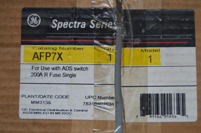 GE AFP7X SIDE FILLER PLATE KIT