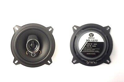 2xAltavoces de coche TS-1372 13cm(5´´) coaxial 2 vías 300W(RMS 30W)