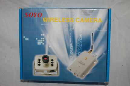 Wireless Video Camera Leanyer Darwin City Preview