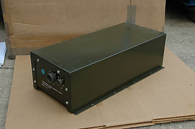 Exciatation System Generator 60kwmep-115a400hz. 6115-00-264-9654