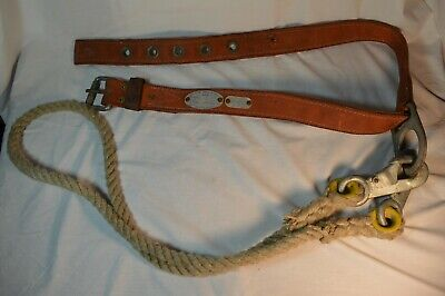 Klein Tools Hunting Safety Climbing Harness Beltropehookslarge