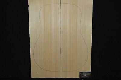 SITKA SPRUCE Soundboard Luthier Tonewood Guitar Wood Supplies SPAGAD-055