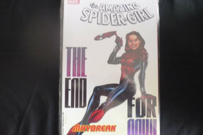 Amazing Spider-girl Maybreak softcover Graphic Novel Marvel (b5) Spiderman