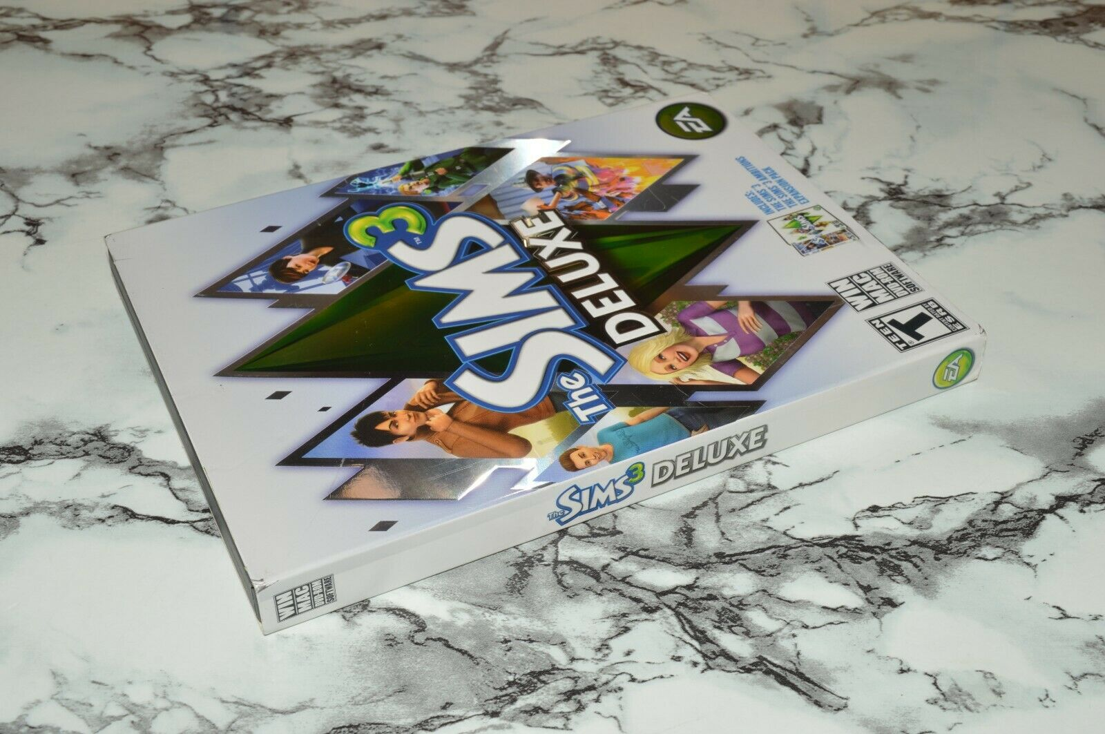 The Sims 3 Deluxe Sims 3 Ambitions Expansion Pack -- PC DVD-ROM -- READ  - $11.18