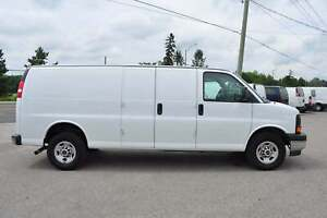 2017 Gmc Savana 3500 Extended Only 14000Kms