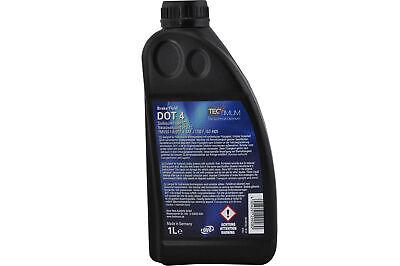 1 Liter Bremsflüssigkeit DOT4 DOT-4 SAE J1703F ISO 4925 Tec Timum Brake Fluid