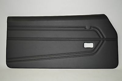 SET OF (4) FORD CORTINA MK3 FRONT AND REAR QUARTER DOOR PANELS