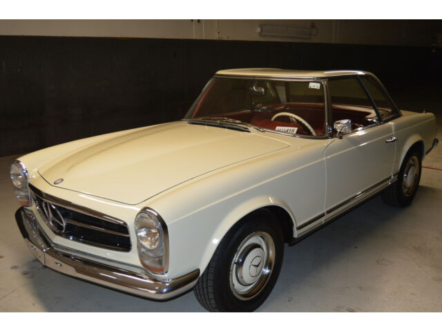 1965 mercedes 230sl collector piece 52k miles all for Mercedes benz stevens creek service