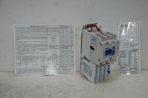 Starter Motor, Eaton 208V/440V 10hp max. , 27amp PN#AN160NY8ED