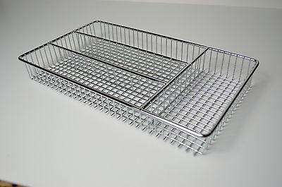 Stainless Steel Cutlery Tray Drawer Organiser Small Storage Kitchen Utensils