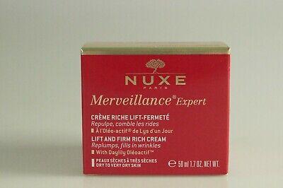 NUXE - MERVEILLANCE® Expert - LIFT & FIRM RICH CREAM DRY TO VERY DRY SKIN 50ML_