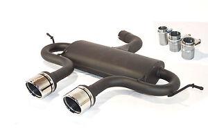 Seat Leon 1P R32 Sportauspuff Auspuff  Endschalldämpfer FR R Cupra R Duplex COPA