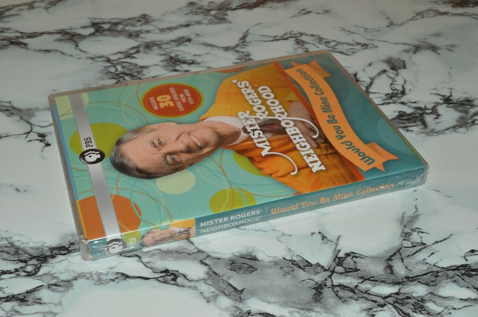 NEW - Mister Rogers Neighborhood - Would You Be Mine Collection DVD Set - PBS - $12.68
