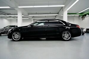 Mercedes-Benz S 560 4Matic Lang/Long!AMG-LINE+CHAUFFEUR PAKET!