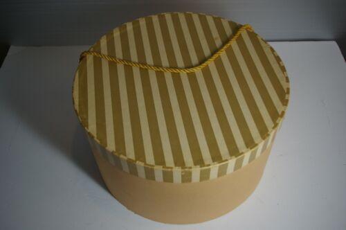 Vintage Hat Box 1960