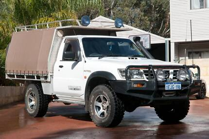 2004 Nissan Patrol Ute - Fully rigged and ready to go Bedfordale Armadale Area Preview