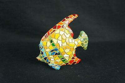Unusual vintage ceramic fish - Thai ? 4