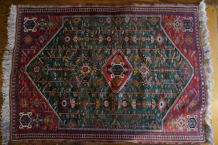 Collectable Kashkooli Qashqaei Shiraz Tribal Antique Handmade Rug Hornsby Hornsby Area Preview